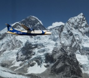 Everest Mountain Flight -1 hr