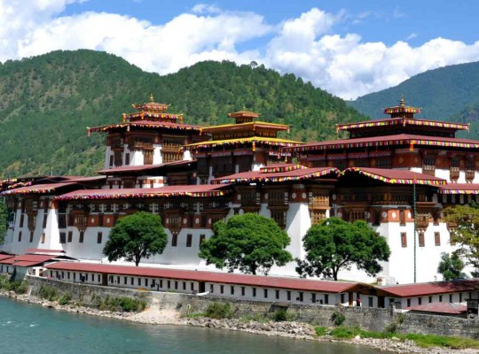 Bhutan Tour 03 Nights 04 Days