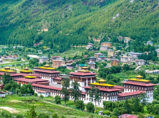Bhutan Tour 06 Nights 07 Days