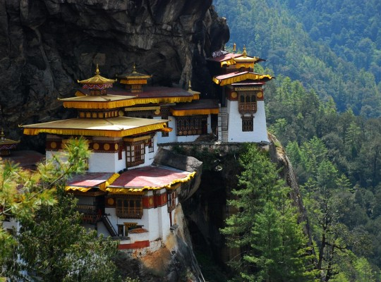 Bhutan Tour 7 Nights 8 Days