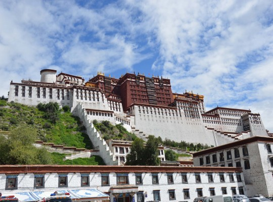 Tibet Tour 3 Nights 4 Days