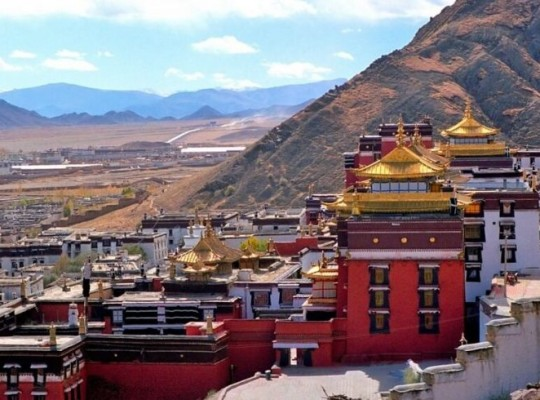 Tibet Tour 5 Nights 6 Days