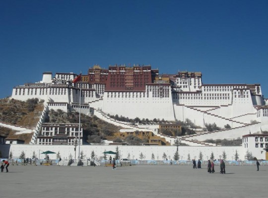 Lhasa Tour 6 Nights 7 Days