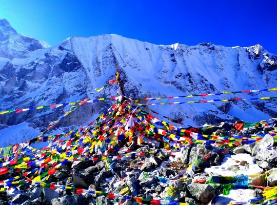 Manaslu and Tsum Valley Trekking