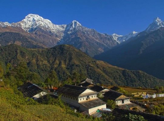 Khopra Ridge Trek or Ghorepani Poon Hill Trek