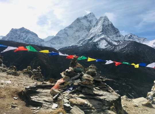 Everest Base Camp Trekking-12 Days
