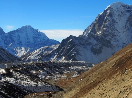 Pikey Peak Trekking (Lower Everest Region)