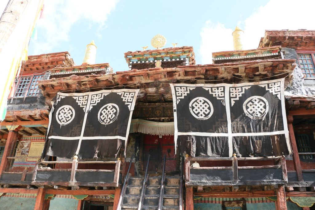 RINCHENLING GOMPA