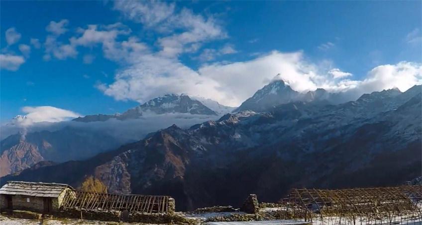 Khopra-Danda-Trekking