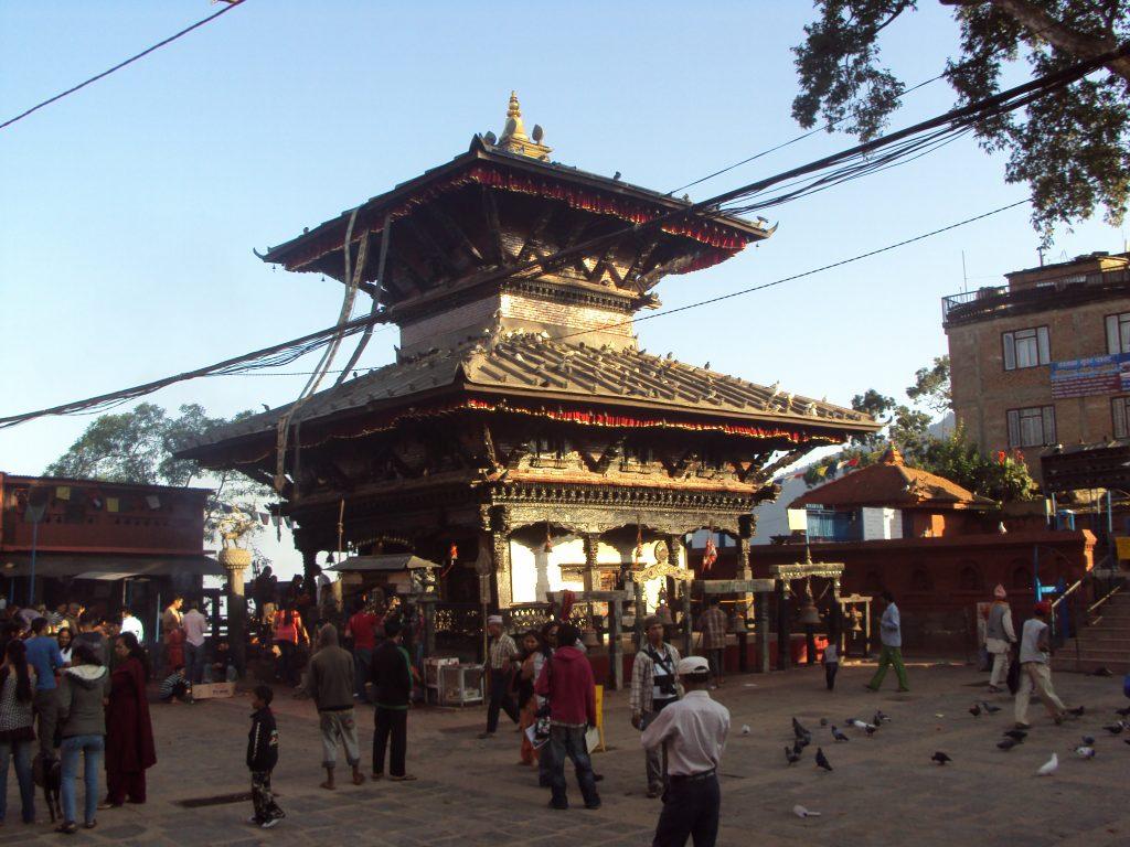 Manakamana-Temple-Nepal