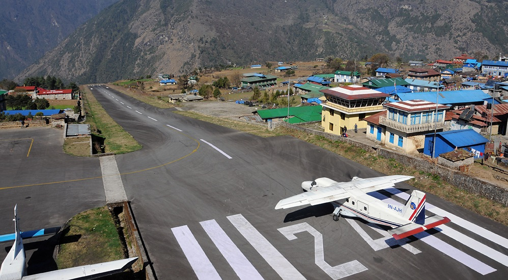 Changes in Lukla Flight for this season
