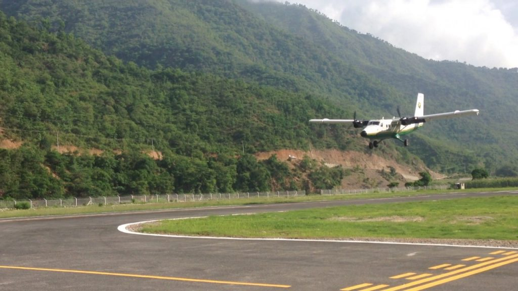 Manthali Ramechhap airport