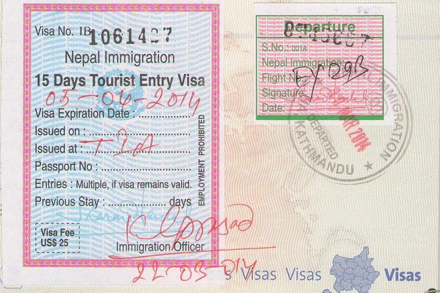 Nepal-Visa-Information