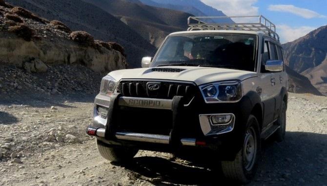 Scorpio Jeep