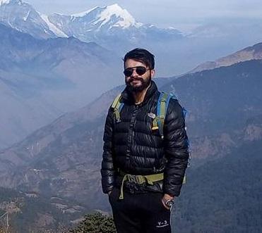 Trekking Guide- Bishnu