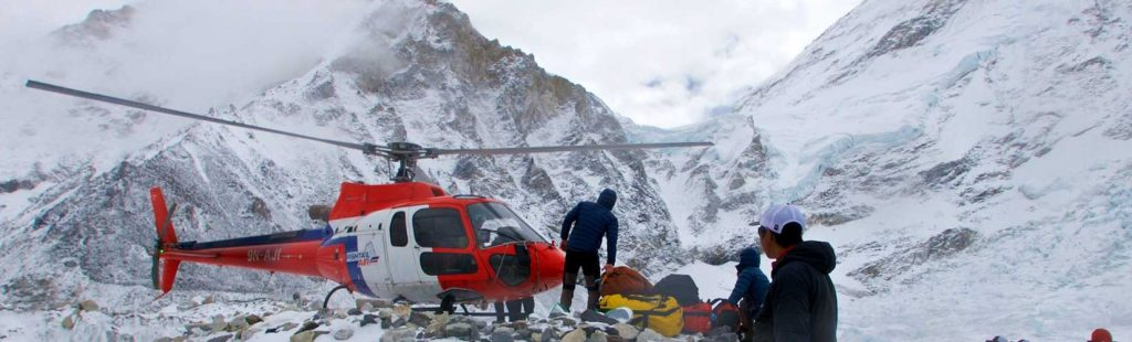 Online Heli tours booking
